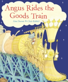 Angus Rides The Goods Train, Paperback / softback Book