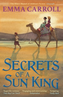 Secrets of a Sun King, Paperback Book