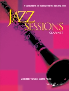 Jazz Sessions : (Clarinet), Mixed media product Book