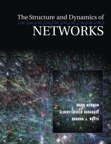 The Structure and Dynamics of Networks, Paperback / softback Book