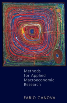 Methods for Applied Macroeconomic Research, Hardback Book