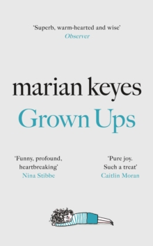 Grown Ups : The Sunday Times No 1 Bestseller, Hardback Book