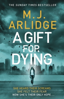 A Gift for Dying, Hardback Book