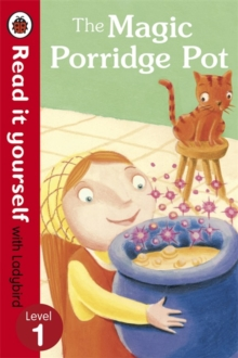The Magic Porridge Pot - Read it yourself with Ladybird : Level 1, Paperback / softback Book