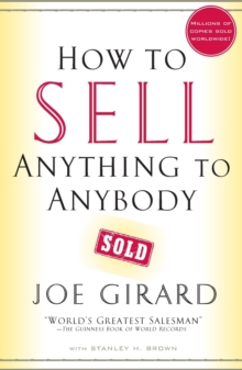 How to Sell Anything to Anybody, Paperback / softback Book