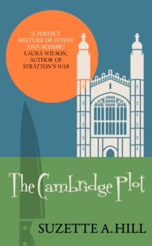 The Cambridge Plot, Hardback Book