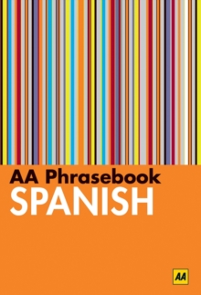 Aa Phrasebook Spanish Aa Publishing 9780749574161 True