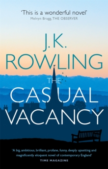 The Casual Vacancy, Paperback / softback Book