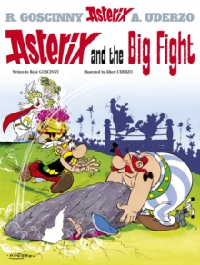 Asterix: Asterix and the Big Fight : Album 7, Paperback / softback Book