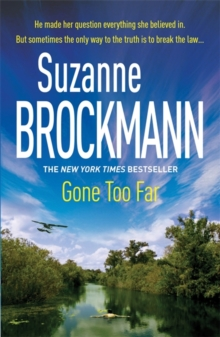 Gone Too Far: Troubleshooters 6, Paperback Book