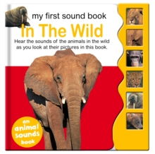 Sound Book - Photo Wild Animals, Hardback Book