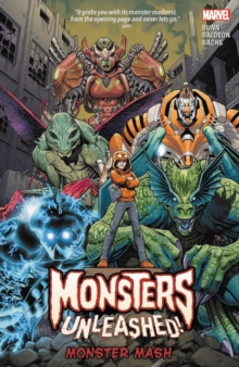 Monsters Unleashed Vol. 1: Monster Mash, Paperback Book
