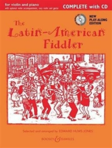 The Llatin-American Fiddler : Complete Edition, Mixed media product Book