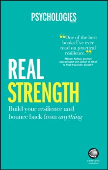Real Strength : Build your resilience and bounce back from anything, Paperback Book