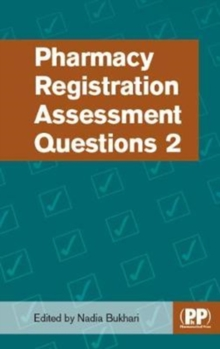 Pharmacy Registration Assessment Questions 2, Paperback / softback Book