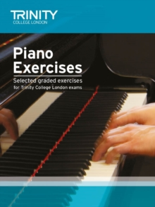 Trinity College London Piano Exercises, Sheet music Book