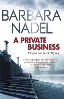 A Private Business : A Hakim and Arnold Mystery, Paperback / softback Book