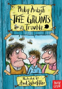 The Grunts in Trouble, Paperback / softback Book