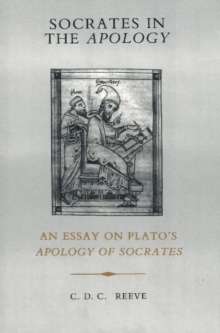 "essay platos apology Analysis of plato's apology essay example wise"" apology by plato is an argument that defends both he and his master, socrates', way of thinking and looking at the world and records his masters last argument in defense of philosophy."