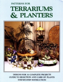 Patterns for Terrariums & Planters, Paperback Book