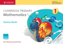 Cambridge Primary Maths : Cambridge Primary Mathematics Stage 1 Games Book with CD-ROM, Mixed media product Book