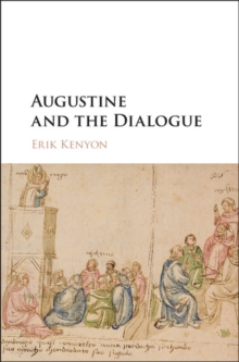 Augustine and the Dialogue, Hardback Book