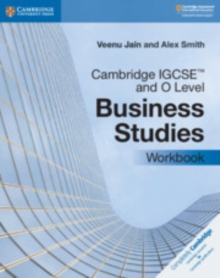 Cambridge IGCSE (TM) and O Level Business Studies Workbook, Paperback / softback Book