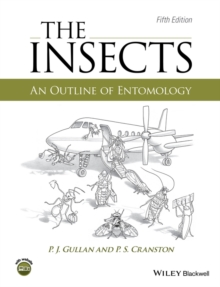 The Insects : An Outline of Entomology, Hardback Book