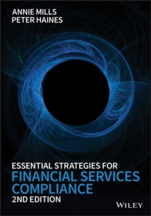 Essential Strategies for Financial Services Compliance, Hardback Book