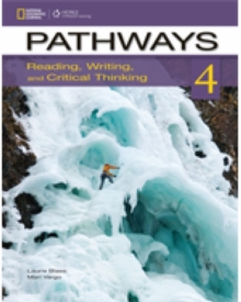 Pathways 4: Reading, Writing, and Critical Thinking: Text with Online Access Code, Mixed media product Book