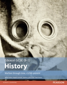Edexcel GCSE (9-1) History Warfare through time, c1250-present Student Book, Paperback / softback Book