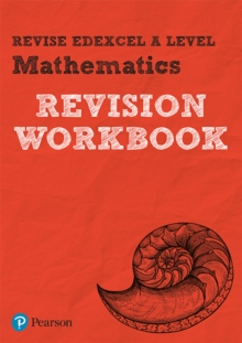 Revise Edexcel A level Mathematics Revision Workbook : for the 2017 qualifications, Paperback / softback Book