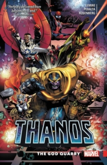 Thanos Vol. 2: The God Quarry, Paperback / softback Book
