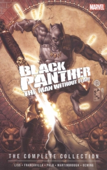 Black Panther: The Man Without Fear - The Complete Collection, Paperback / softback Book