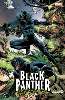 Black Panther: Panther's Quest, Paperback / softback Book