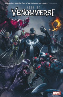 Edge Of Venomverse, Paperback Book