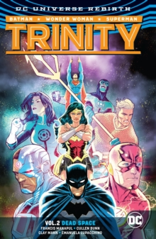 Trinity Volume 2 : Rebirth, Hardback Book