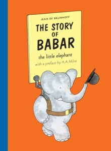 The Story of Babar, Paperback Book