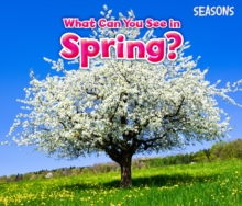 What Can You See In Spring?, Paperback / softback Book