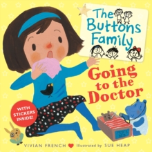 The Buttons Family: Going to the Doctor, Paperback Book