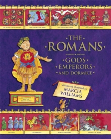 The Romans: Gods, Emperors and Dormice, Hardback Book