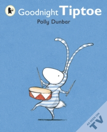 Goodnight Tiptoe, Paperback Book