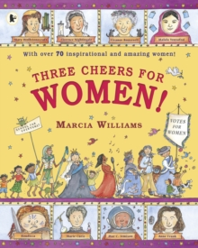 Three Cheers for Women!, Paperback / softback Book