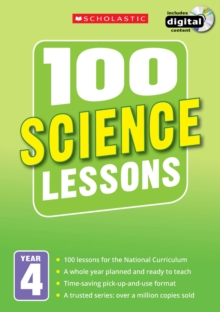 100 Science Lessons: Year 4, Mixed media product Book