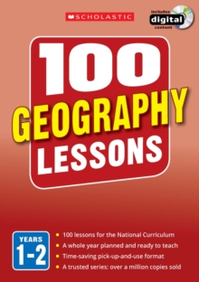100 Geography Lessons: Years 1-2, Mixed media product Book
