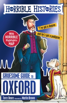 Gruesome Guide to Oxford, Paperback / softback Book