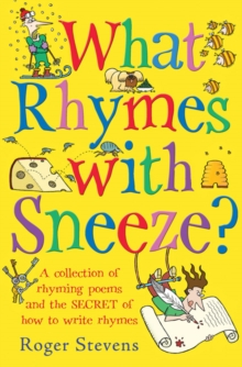 What Rhymes With Sneeze?, Paperback / softback Book