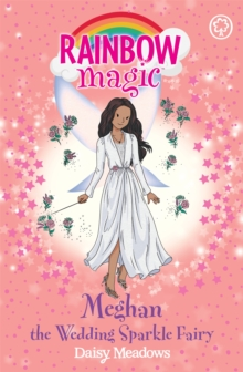 Rainbow Magic: Meghan the Wedding Sparkle Fairy, Paperback / softback Book