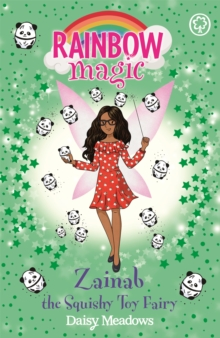 Rainbow Magic: Zainab the Squishy Toy Fairy, Paperback / softback Book