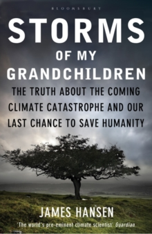 Storms of My Grandchildren : The Truth about the Coming Climate Catastrophe and Our Last Chance to Save Humanity, Paperback / softback Book